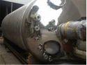 Pressure Vessel With Agitator