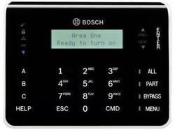 Bosch B921C Two-line Keypad  Touch keys