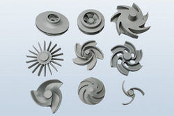 Impeller Investment Casting