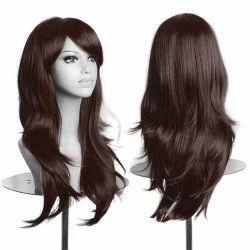 Natural Ladies Hair Wigs