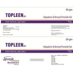 Adapalene and Benzoyl Peroxide Gel