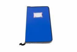Plastic Executive Document Bag