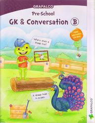 Grafalco GK and Conversation B Book With VCD