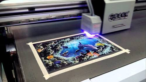 Image result for uv printing