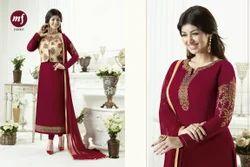 Full Sleeve Pakiza Salwar Suit