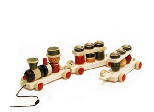 Channapatna Toys My Train Toys Wholesale Supplier From Bengaluru