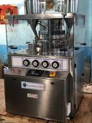Double Rotary Tablet Press Machine