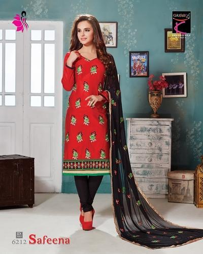 Designer Churidar Dress
