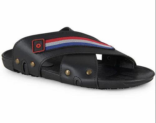686b181bbf3b Men Sandals   Floaters - Vir International Men Black Sandals Ecommerce Shop    Online Business from Mumbai