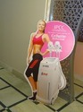 MDF Cut Out Standee with Printing