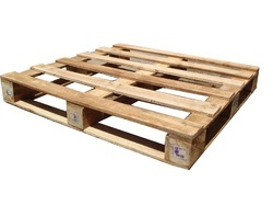Rubber Wood Pallets