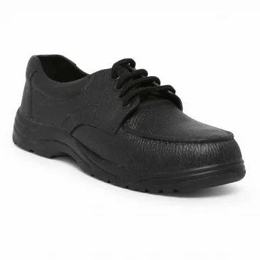 Black Bata PVC LC Safety Shoes, Rs 399