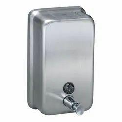 Stainless Steel Manual Soap Dispenser