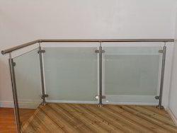 Glass Banister