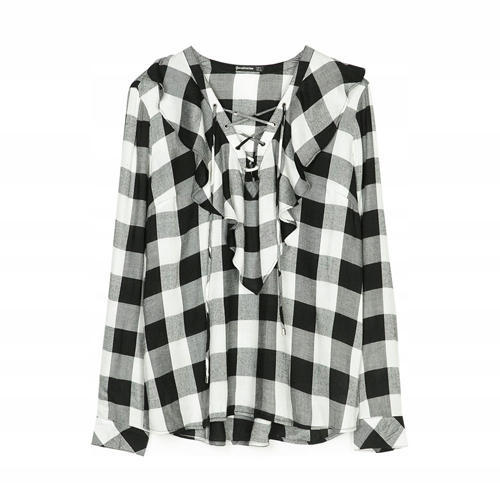 Surplus Branded Ladies Check Shirt