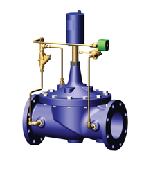 Self-Actuated Flow Regulator