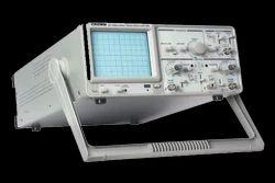DC Dual Trace Oscilloscope - 20MHz