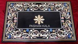 Stone Inlay Marble Table Top