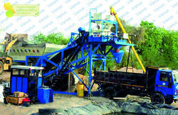 Stationary Concrete Batching Plant (CP Series)