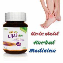 Uric Acid Herbal Medicine