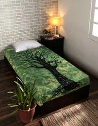 Mandala Tree Tapestry