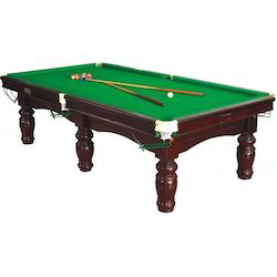 Premium Quality Pool Table with Indian Slate