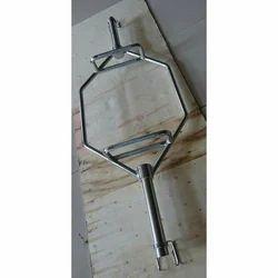 Deadlift Hexagon barbell