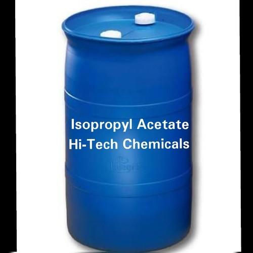 Isopropyl Acetate Structural Formula