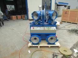HDPE Fabricated Fitting Machine