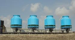 FRP Bottle Type Cooling Towers