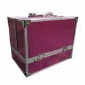 4 Tray Vanity Case