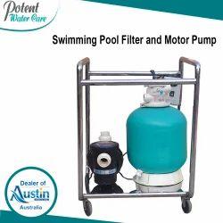 Swimming pool pump swimming pool motor pump wholesale distributor from delhi for Swimming pool filter pump motors