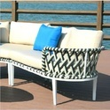 Outdoor Synthetic Braid & Rope Furniture