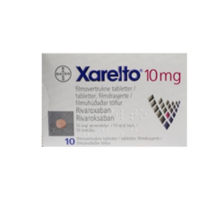 Xarelto 10mg Bayer Tablets