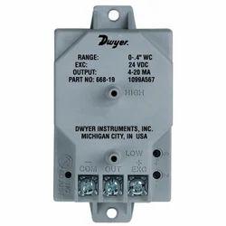 Series 668 Differential Pressure Transmitter