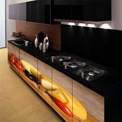 Digital Printed Glass For Kitchen