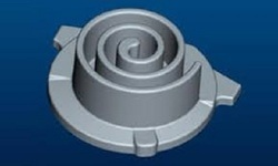 Shell Mold Pattern