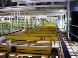 Cart On Track Conveyors (Skid Conveyors)