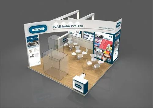 Exhibition Shell Zone : Windeurope conference exhibition in bilbao april