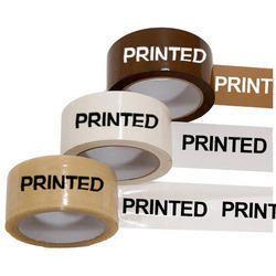 Printed BOPP Tape, for Packaging, Packaging Type: Box