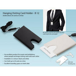 Hanging Visiting Card Holder