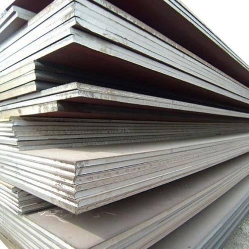 Boiler Steel Plates - Manufacturer from Mumbai