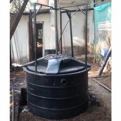 Floating Type Bio Gas Plants - Series FTGB
