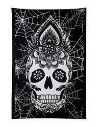 Printed Cotton Twin Halloween Decorative Wall Hanging Tapestry