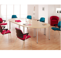 Executive Table Conference Table Round Conference Table Executive - Detachable conference table