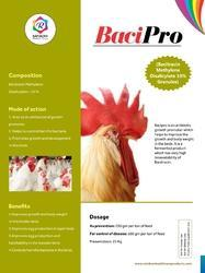 Bacitracin Methylene Disalicylate (BMD) 10% Granules
