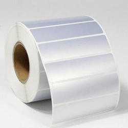 Polyester Barcode Label