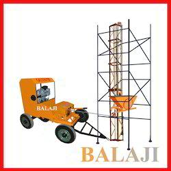 Tower Hoist for Construction Site