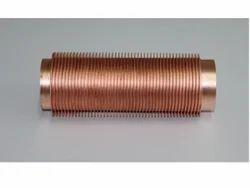 Spiral Copper Finned Tubes