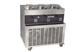 Live Ice Cream Batch Freezer MVX-3